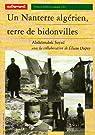 Un Nanterre algérien, terre de bidonvilles par Sayad