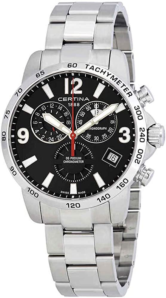 Certina DS Podium Chronograph Chronometer Watch C034.654.11.057.00