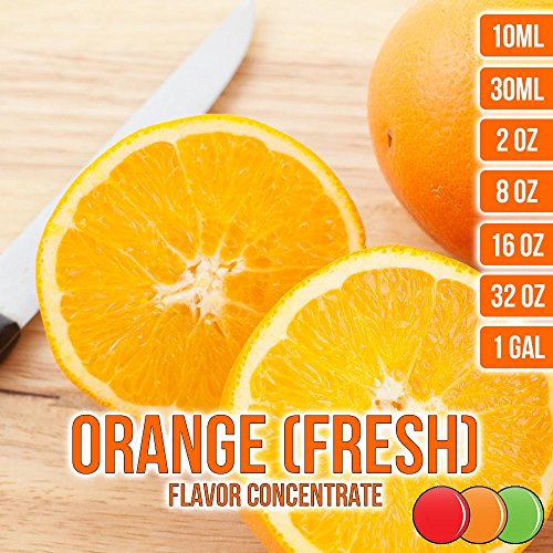 (OOOFlavors Orange Fresh Flavored Liquid Concentrate Unsweetened (30)