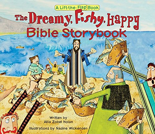 Download The Dreamy, Fishy, Happy Bible Storybook PDF