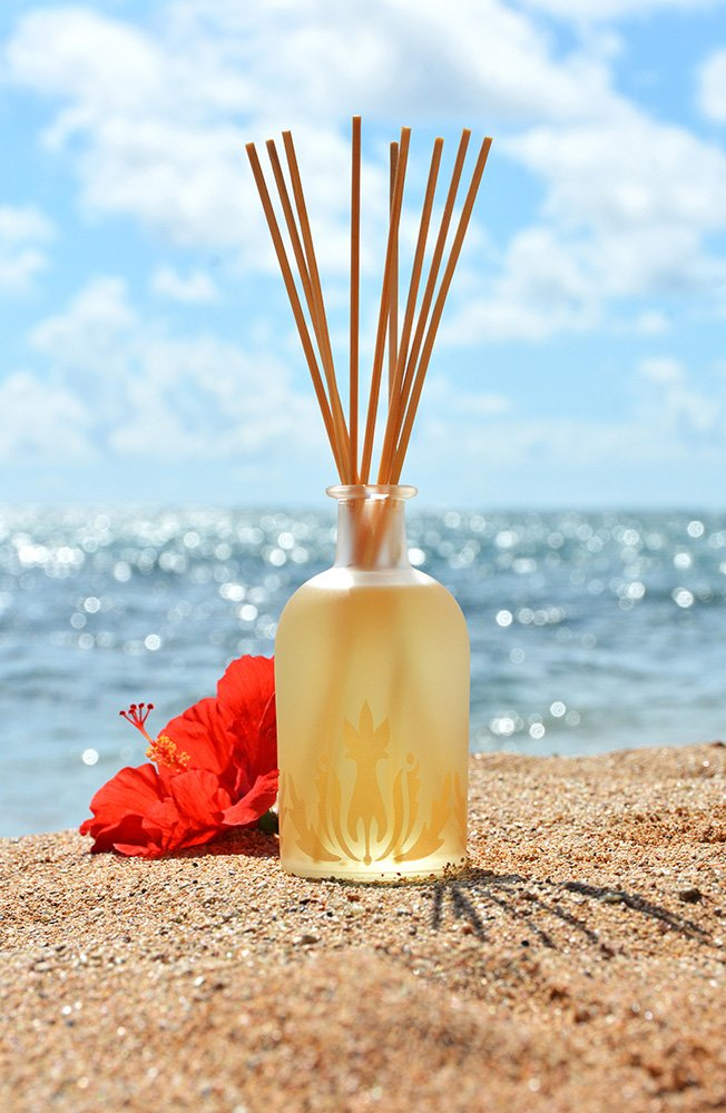 Malie Island Ambiance Reed Diffuser - Mango Nectar by Malie (Image #3)