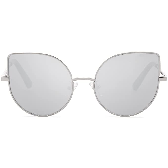 SojoS Kids Gafas De Sol Niñas Fashion Ojo De Gato Estilo Elegante Chic UV 400 Lentes Espejo SK101