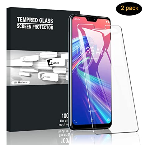 Asus Zenfone Max Pro M2 ZB631KL Screen Protector: Amazon co uk