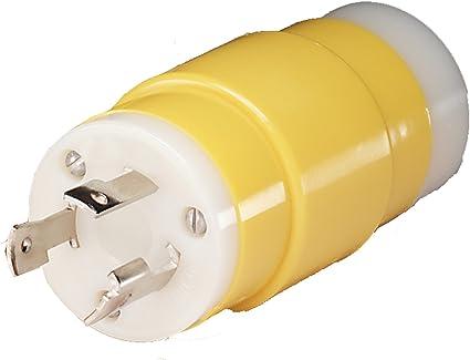 Marinco Shore Power Straight Adapters