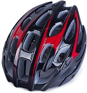 Cobnhdu Casque pour Homme et Femme Nouveau Casque d'équitation Casque de vélo Casque de vélo de Route et de Montagne Moulage intégré Homme et Femme Equipement de vélo Equipement de Patinage