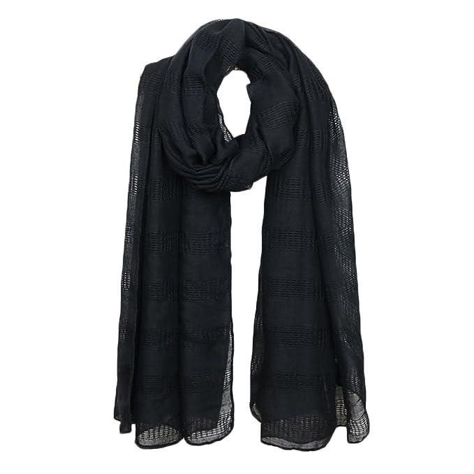 Bufandas Elegante suave viscosa hueca - Estilo Bohemio