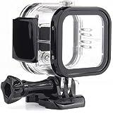 【Taisioner】GoPro HERO 4/5 Session専用 超小型 49mまで 防水ハウジングケース 水中撮影用 (Session 透明)