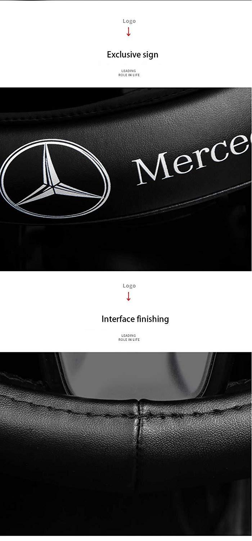 Car Steering Wheel Cover B-Class C-Class c200le300lGLC-class GLC-Class GLE-Class Mercedes-Benz Leather Steering Wheel Cover