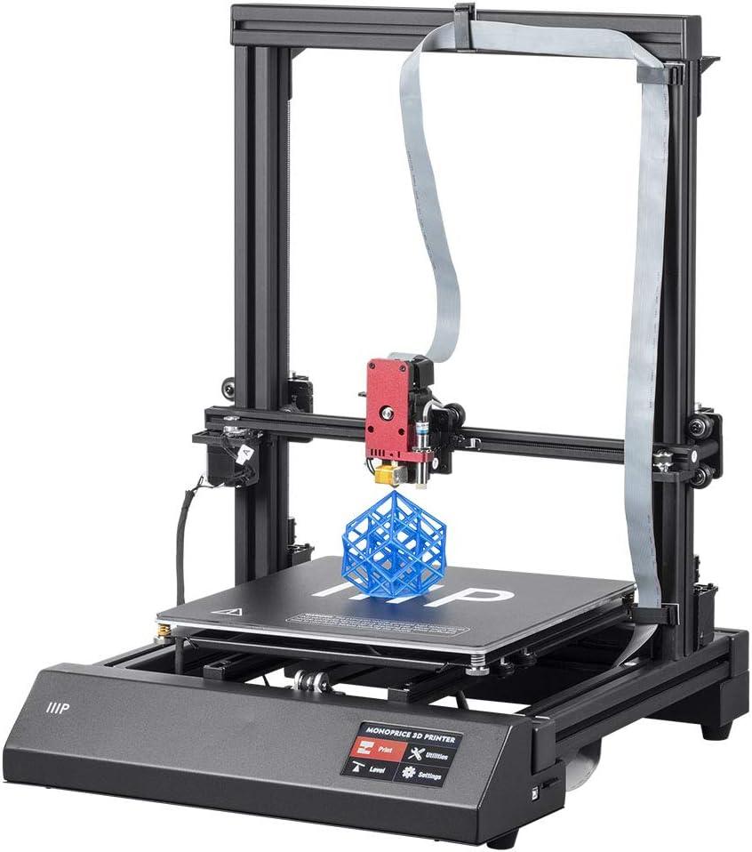 Monoprice Maker Pro MK.1 Impresora 3D con Cama de Nivel automático ...