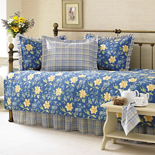 Laura Ashley 5 Piece Emilie Daybed Cover Set Buy Online