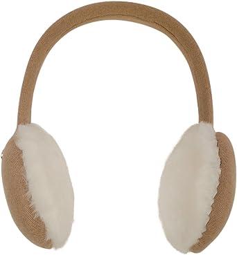 Lauren Ralph Lauren Women/'s Faux-Fur Shearling Earmuffs Ear Warmers