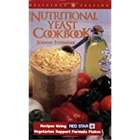 The Nutritional Yeast Cookbook: Recipes Using Red Star Vegetarian Support Formula