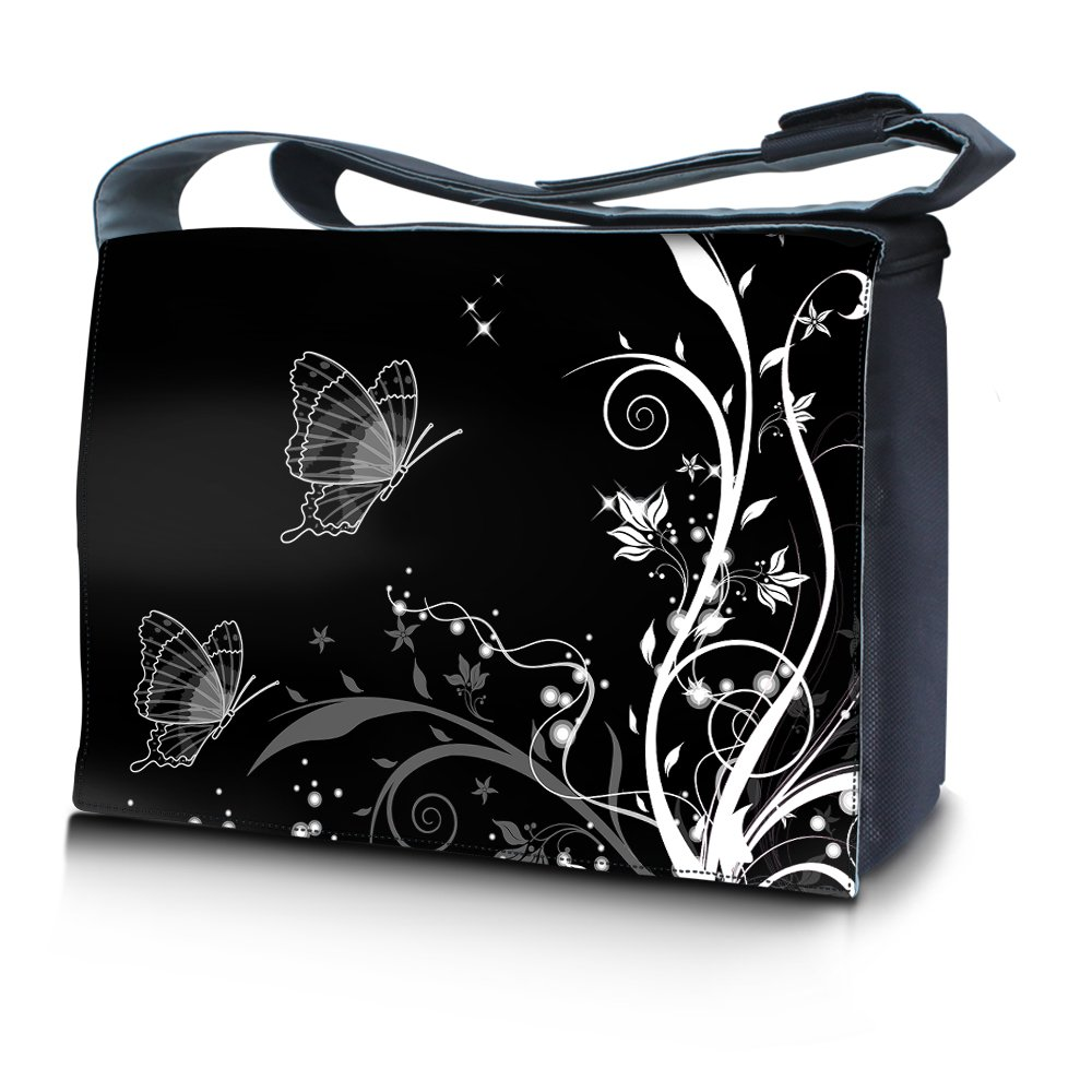 Luxburg/® design sac de messager /à bandouli/ère sacoche cartable pour le travail l /école et les loisirs