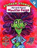 Mix-and-Match Monster Faces, , 0448425149