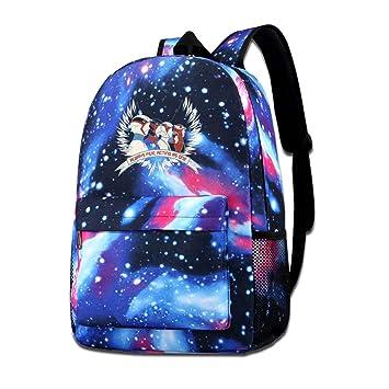 Amazon.com | Galaxy Printed Shoulders Bag Always Five Acting ...
