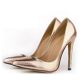 XIE Femmes Sandales Pointu Shallow Mouth Talon Fine Croix Bretelles Talons Hollow Chaussures Pour Femmes Hundred Take High Heels , black , 38