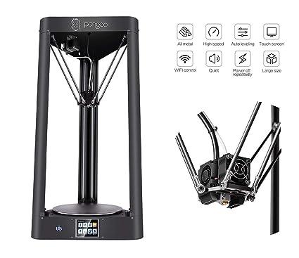 PANGOO 3D Printer delta - Impresora 3D delta, DIY Vol. 260mm Diam ...