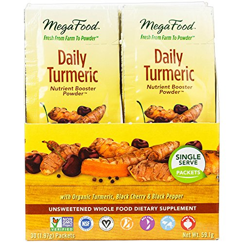 MegaFood Daily Turmeric Booster