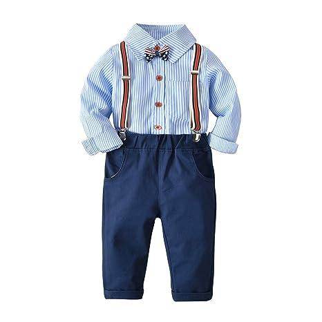 Conjunto de trajes para niños pequeños Ropa de bebé niño ...