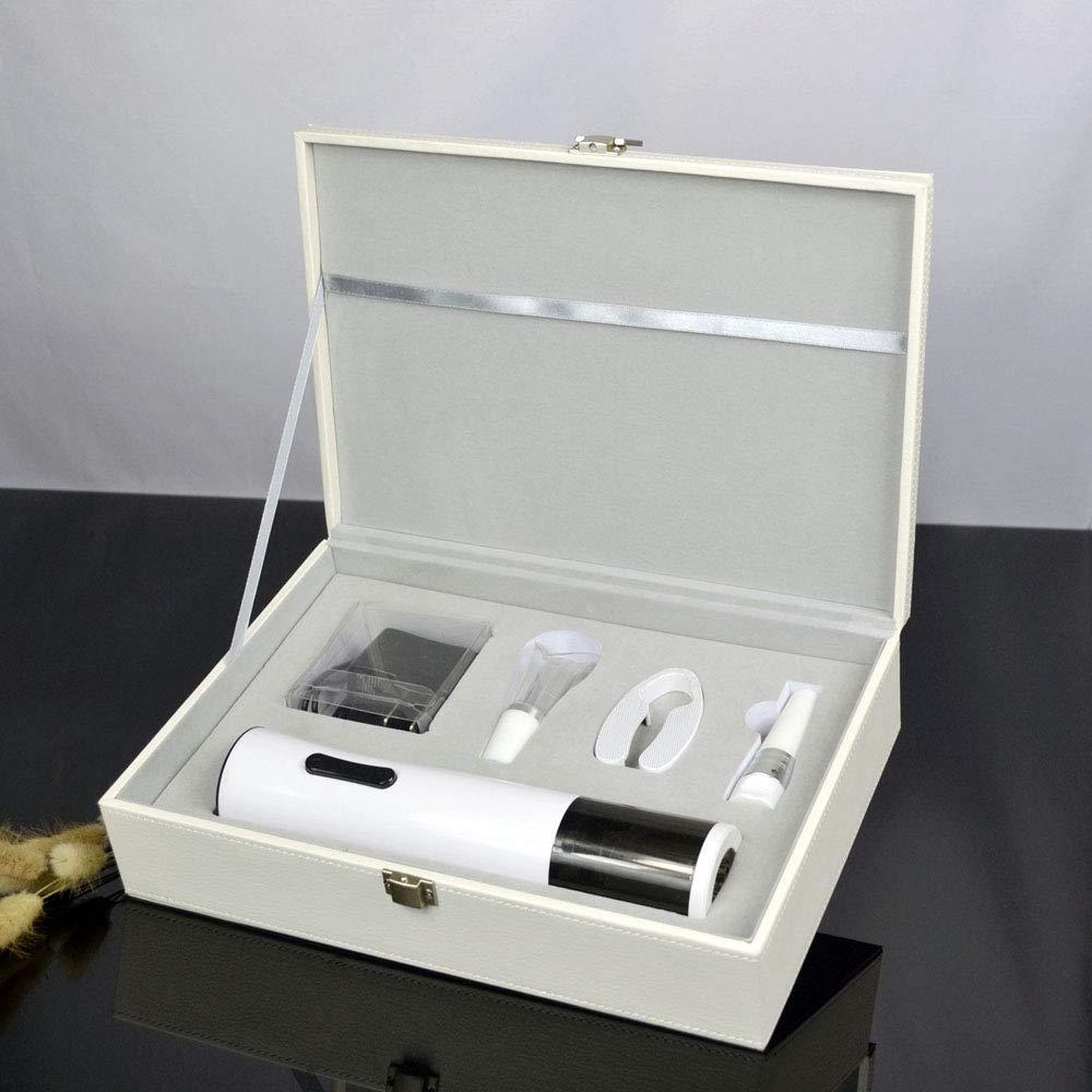 Abridor de Botellas de Vino eléctrico multifunción Jomax BY200 5 Unidades