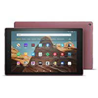 "All-New Fire HD 10 Tablet (10.1"" 1080p full HD display, 64 GB) – Plum"