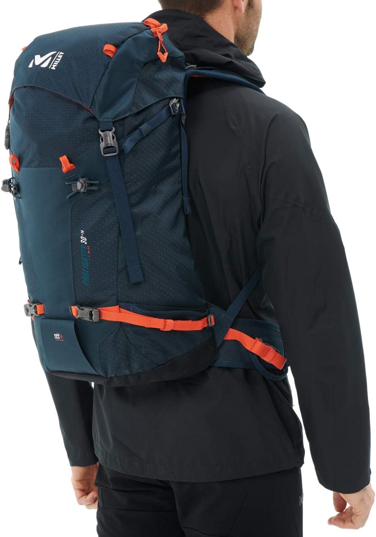 Sac /à Dos Mixte pour Alpinisme et Ski de Randonn/ée Millet Prolighter 30+10