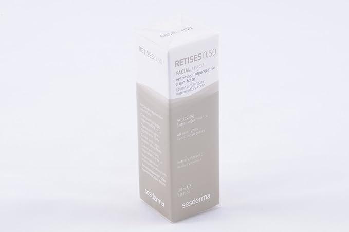 Retises 0.5 crema antiarrugas regeneradora 50 ml.: Amazon.es: Salud y cuidado personal