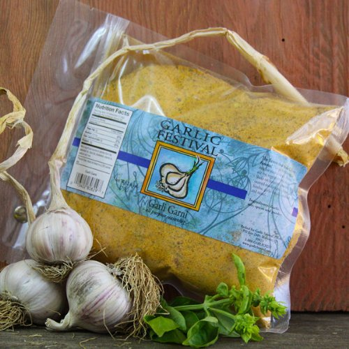Garlic Festival Garli Garni All Purpose Garlic Seasoning Flat Pack by Garlic Festival