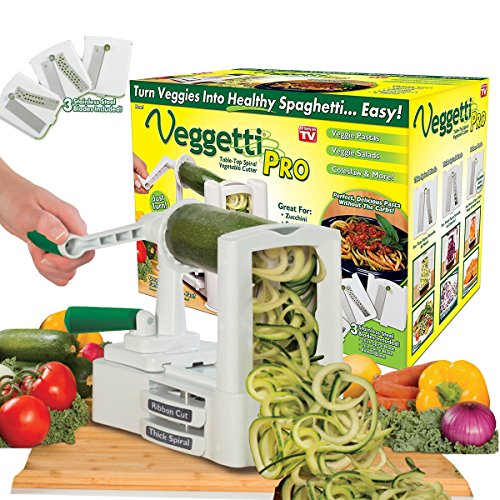 Veggetti Table Top Spiralizer Quickly Vegetables product image