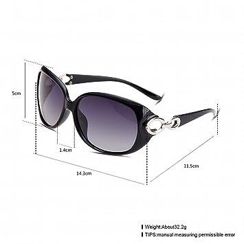 Sonnenbrille Mode Damen Ovale Jurte , Grau / Lila