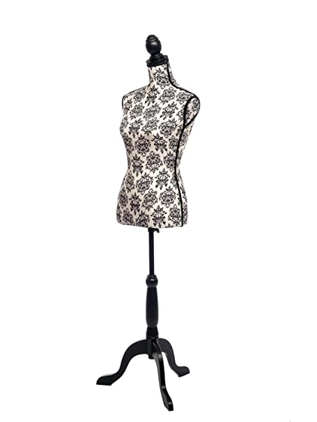 Dressmaker torso and coat rack - tailor´s dummy mannequin - antique style -  5´9 (176cm)  Amazon.co.uk  Kitchen   Home ada6817dd