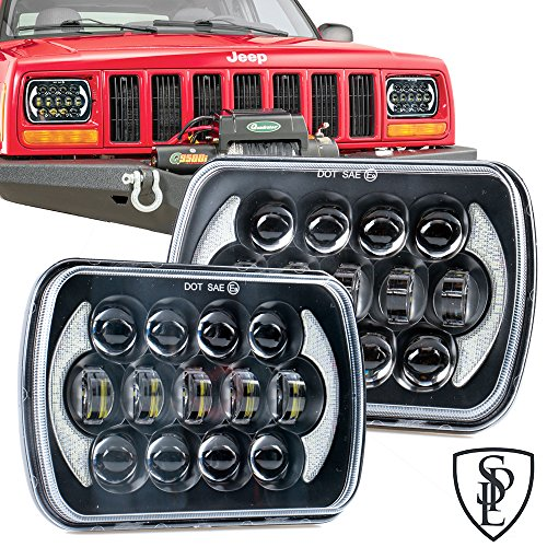 Cherokee LED Projector Headlights