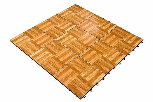 Snaplock 3u0027 X 3u0027 Portable Dance Floor In Oak   Excellent For Practicing Tap