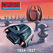 Edition Thoregon: Perry Rhodan 1824-1827 | Hubert Haensel, Peter Griese, Robert Feldhoff