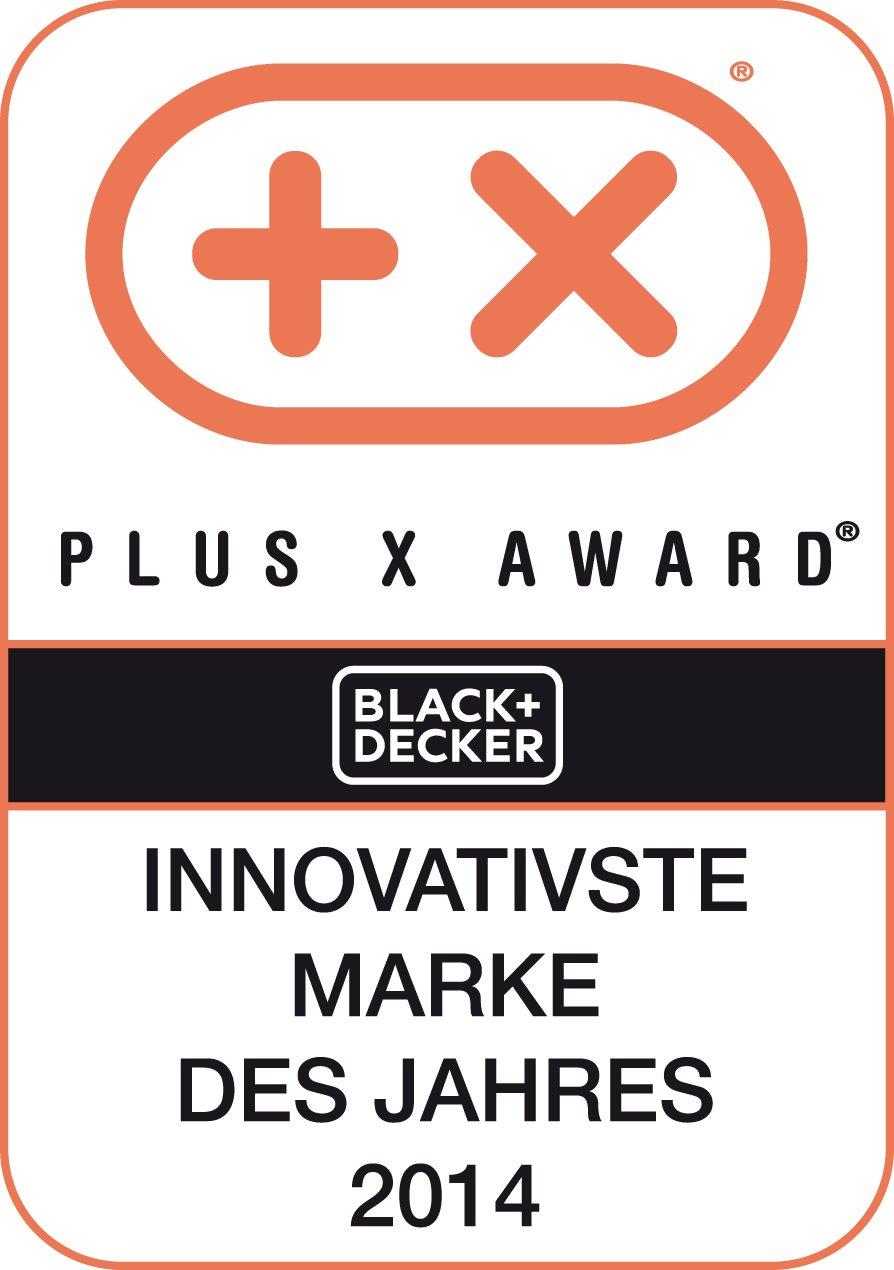 Black+Decker Ratschen-Set 50-teilig 15 Schrauberklingen, 20 Bits, 2 Magnethalter, 3 Vorbohrer, 8 Steckn/üsse A6988