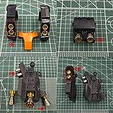 MG 1/100 Mobile Suit Gundam Thunderbolt High Mobility Type Zaku Psycho Zaku Ver.Ka (GUNDAM THUNDERBOLT version) metal vernier set Deluxe Edition for remodeling [parallel import goods]