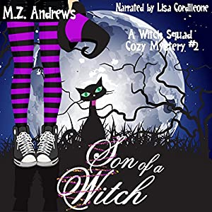 Son of a Witch Audiobook