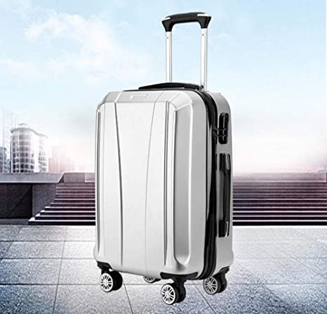 wear-resistant and scratch-resistant 360-degree universal wheeled luggage 20-inch suitcase strong load-bearing unisex trolley case