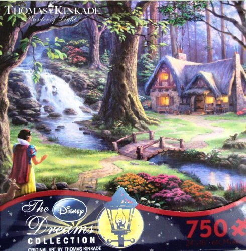 Thomas Kinkade Disney Dreams COLLECTION