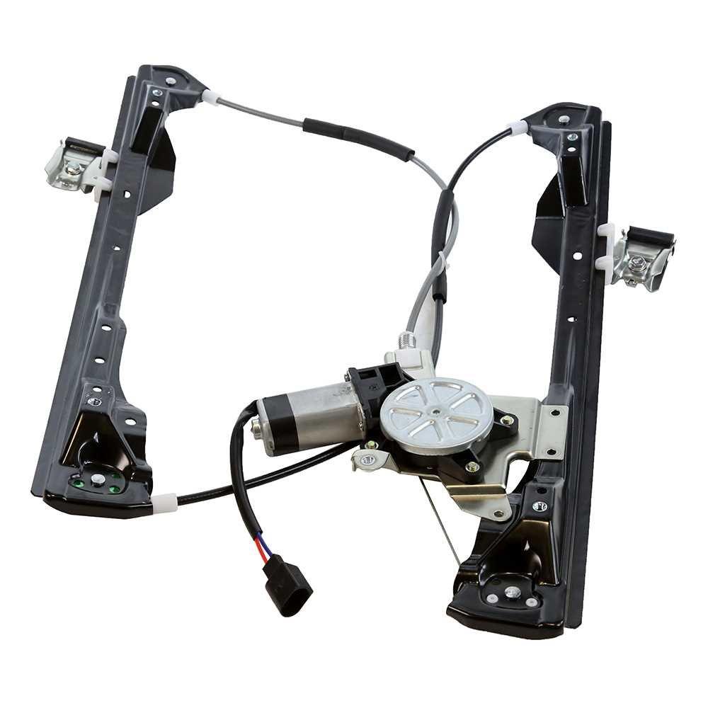 Prime Choice Auto Parts WR841876 Power Window Regulator With Motor