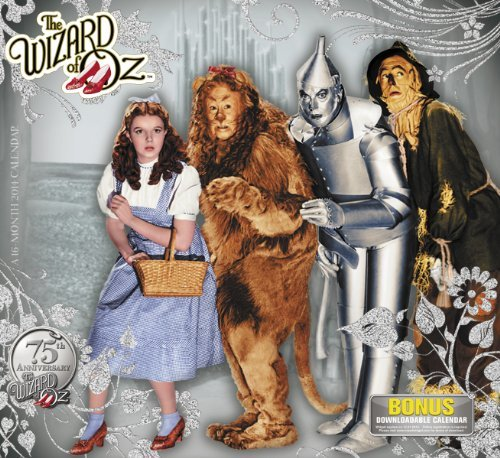 By Warner Bros Consumer Products 2014 The Wizard of Oz Wall Calendar (16m Wal) [Calendar] pdf
