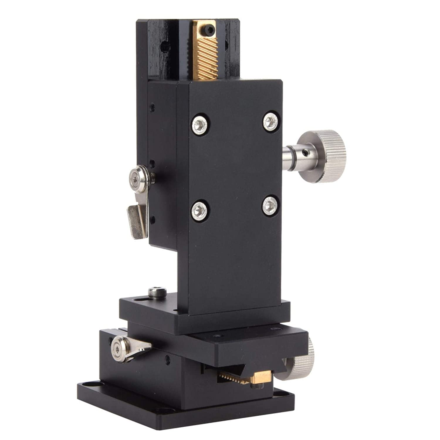 Sturdy Safe to Protect Easy to Install Manual Trimming Table Manual Trimming Platform for Optical Instruments Measuring Devices