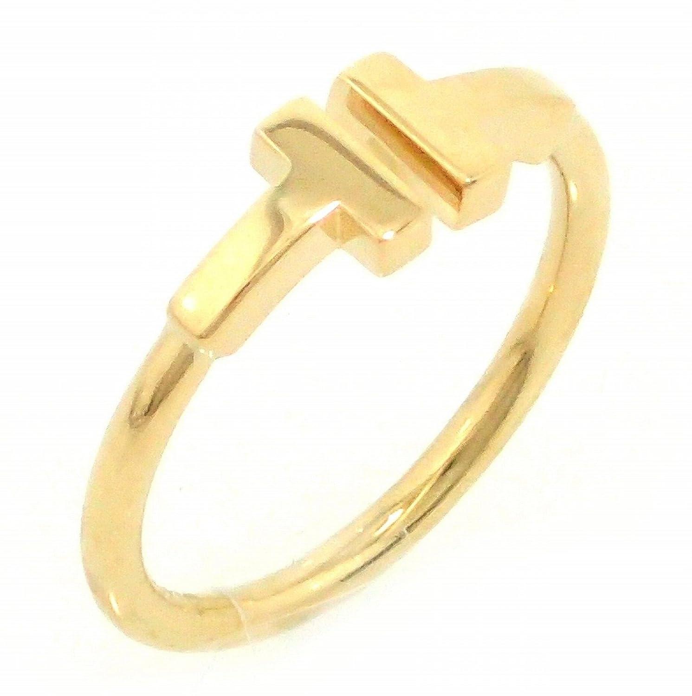 [ティファニー] TIFFANY&Co. T ワイヤー リング 指輪 K18YG Au750 イエローゴールド 12号 #12 B073YNJR8B