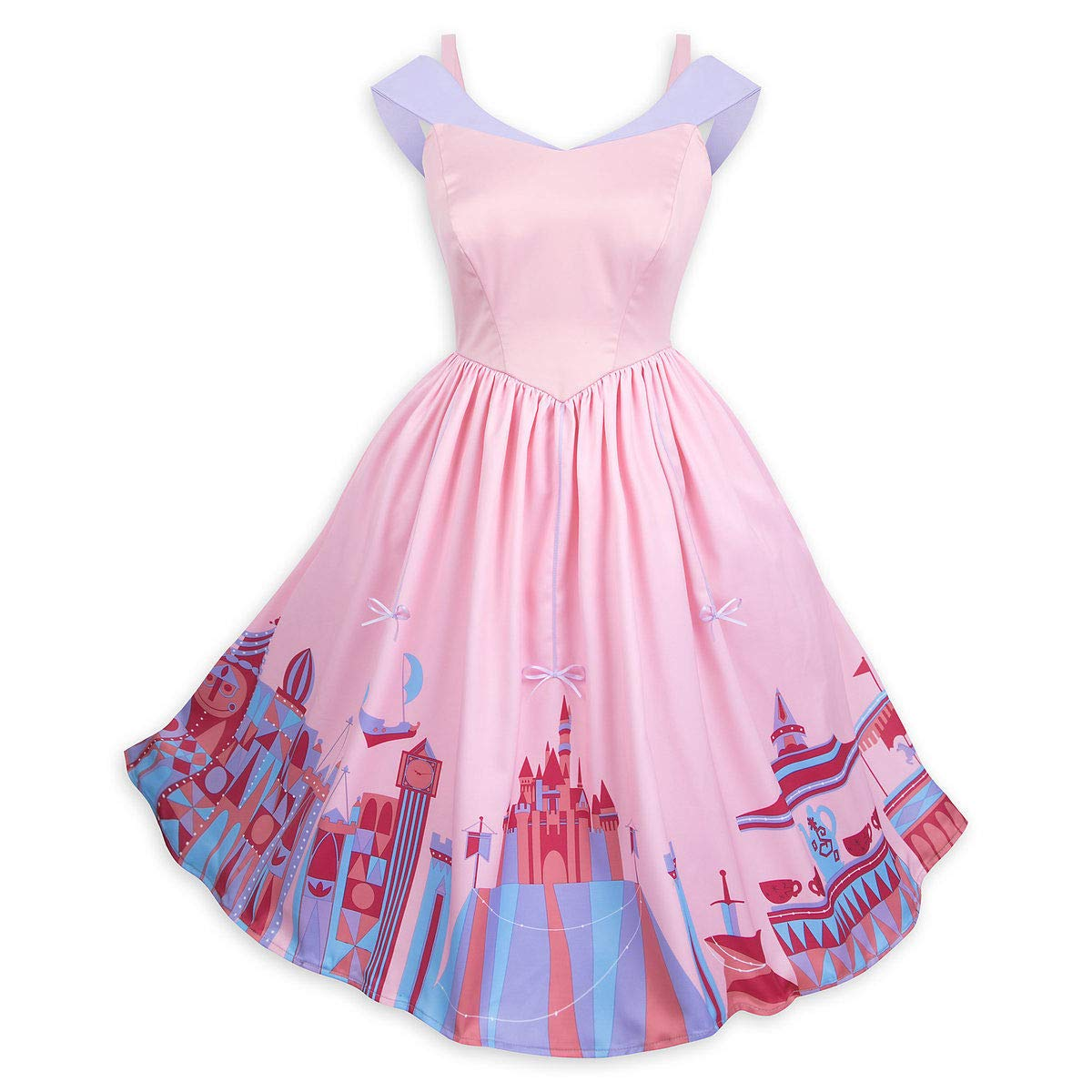 DisneyParks Fantasyland Dress for Women by Her Universe Pink
