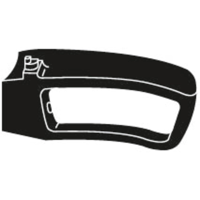 Silit Spare Part Handle for Pressure Cooker Sicomatic-E, Black