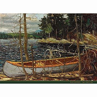 Cobblehill 51017 La Canoa 1000 Pc Puzzle Vari
