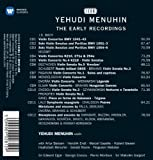 Icon - Yehudi Menuhin - The Early Years