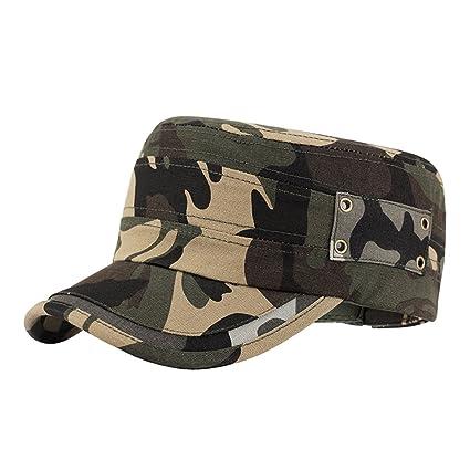 2d4804c64614e Camouflage Chapeau Mâle Été Forces Spéciales Casquettes De Baseball Plein  Air Casquettes Militaires Formation Soleil Protection