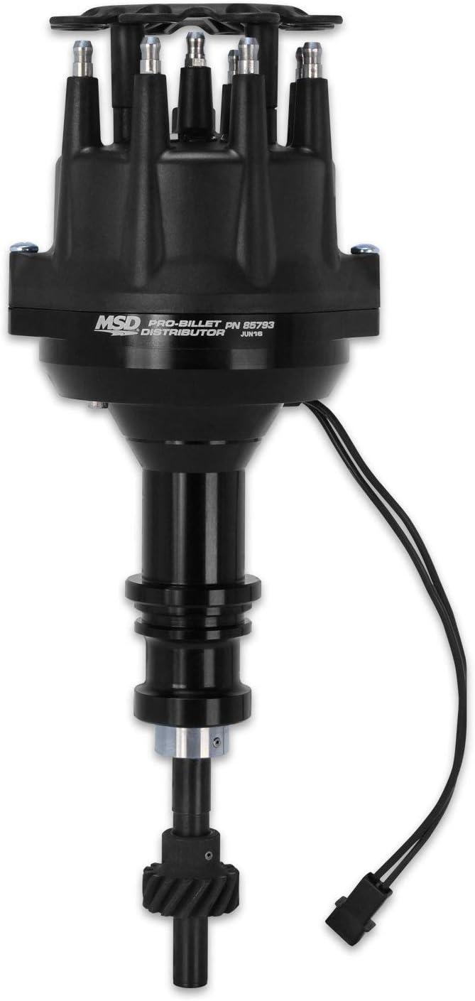 MSD 85793 Black Distributor For