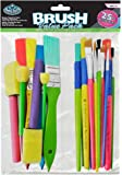 Royal and Langnickel RART-18 Craft Brush Value Pack (Pack of 25)